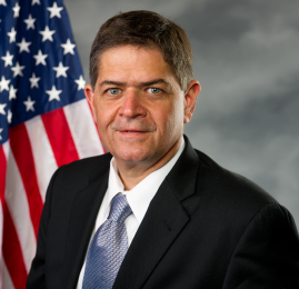 Congressman Filemon Vela, Texas