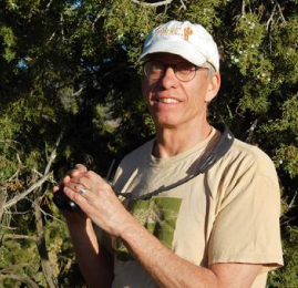 Former Colorado Division of Wildlife official, Gary Skiba, New Mexico